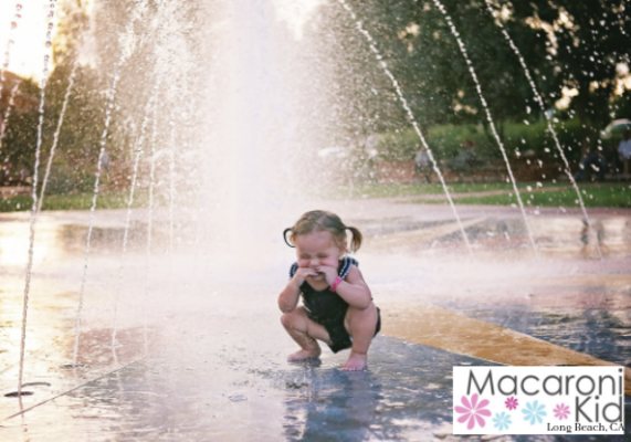 A Guide to Splash Pads in the Long Beach Area