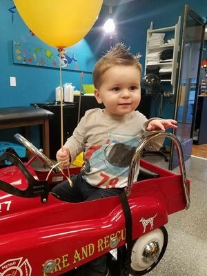 Savvy Cuts Roanokes 1st Premier Childrens Salon Macaroni Kid