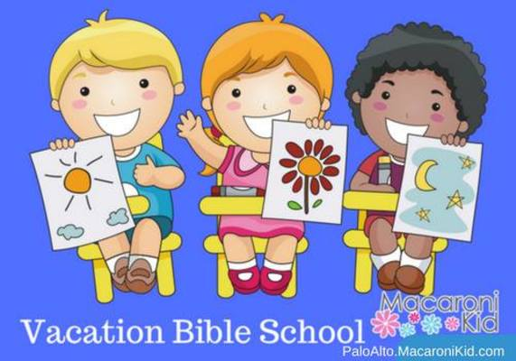 Vacation Bible School (VBS) 2019 in Palo Alto, Redwood City
