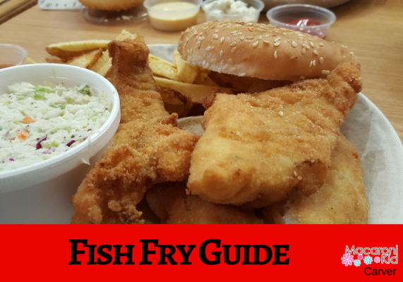 Community Fish Fry Guide - Carver and McLeod County, MN