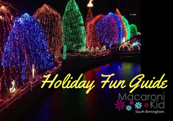 Holiday Family Fun Guide 2017!