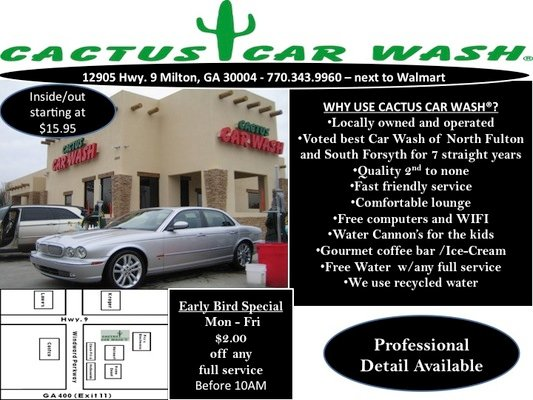 Cactus car wash macaroni kid come see why cactus car wash miltonalpharetta has been voted best car wash of north fulton south forsyth by appen newspaper 6 years in a row solutioingenieria Choice Image