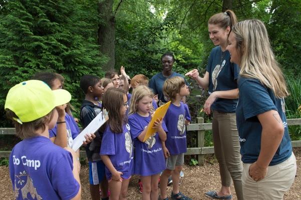 Bronx Zoo Summer Camp Wildlife Conservation Society Macaroni Kid