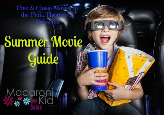 Summer Movie Guide 2018 Movies In The Park Drive Ins Theaters