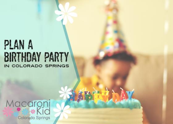 Phenomenal Plan A Birthday Party In Colorado Springs Funny Birthday Cards Online Necthendildamsfinfo