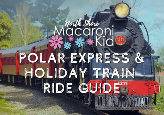 Polar Express Holiday Train Ride Guide For Ma Nh Beyond
