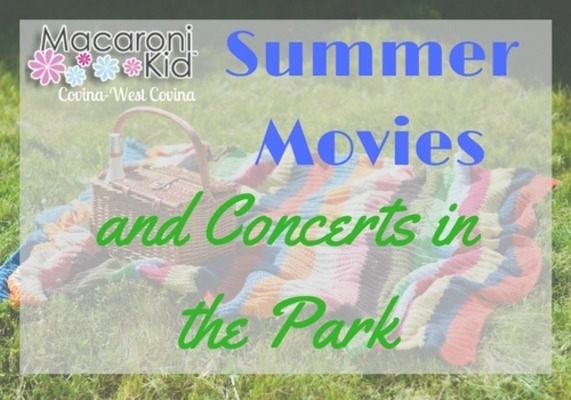 Movies in the Park & Summer Concerts | Macaroni Kid