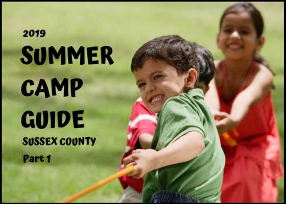 2019 SUMMER CAMP GUIDE - Part One