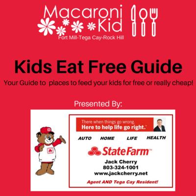 Kids Eat Free Guide Macaroni Kid