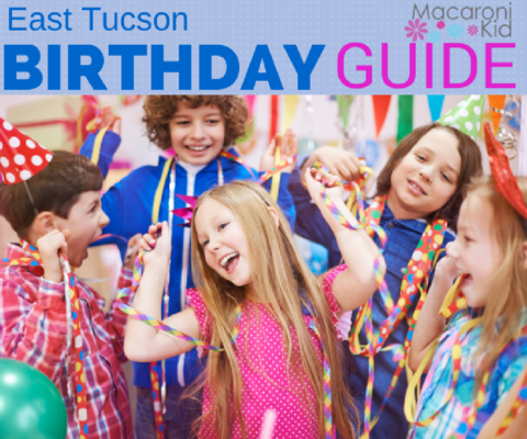 8 Ideas For Your Childs Next Birthday Party In Tucson