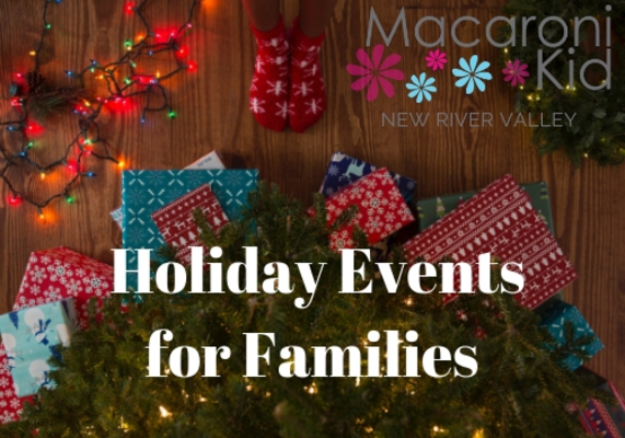 9401241500 Holiday Events   Activities in the New River Valley