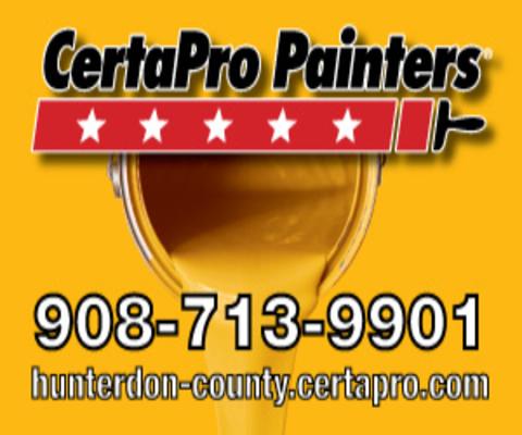 CertaPro Painters of Hunterdon County