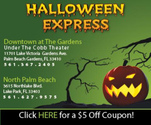 Halloween Express-Northlake Blvd.   Macaroni Kid