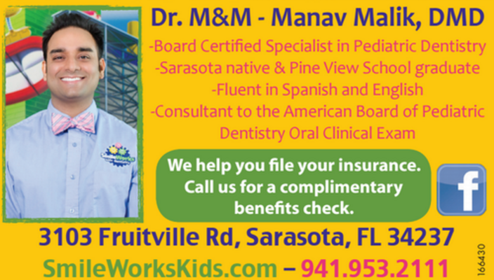 SmileWorks Kids Dentistry ~ Best Pediatric Dentist