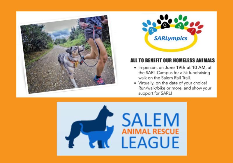 SARL Helps Rescue Animals