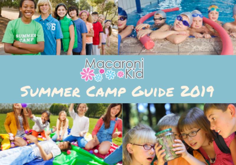 Acadianas Summer Camp Guide 2019