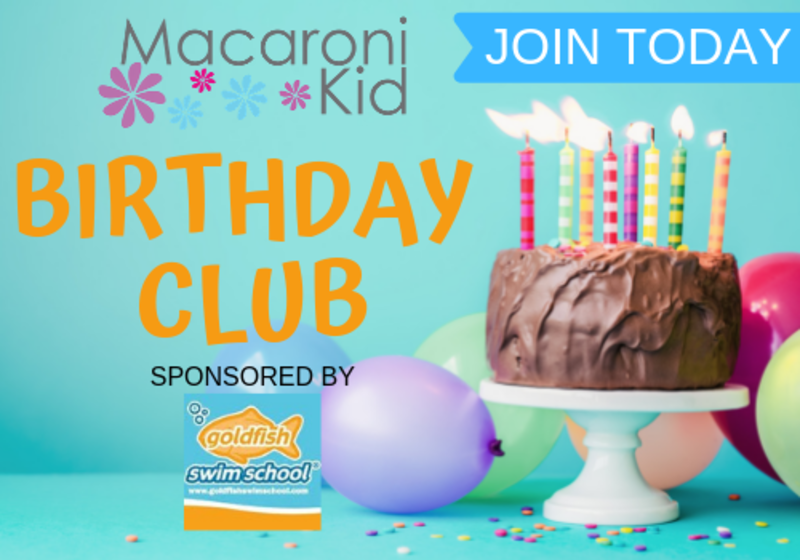 Introducing The MK Lake Orion Rochester Hills Oxford Birthday Club