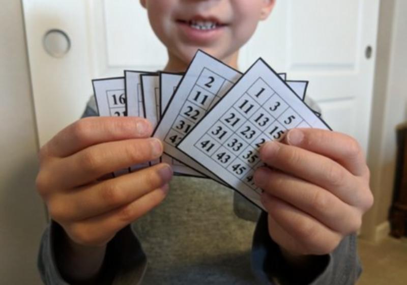 Math magic trick