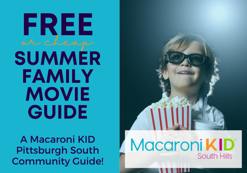 Movie Guide Pittsburgh South