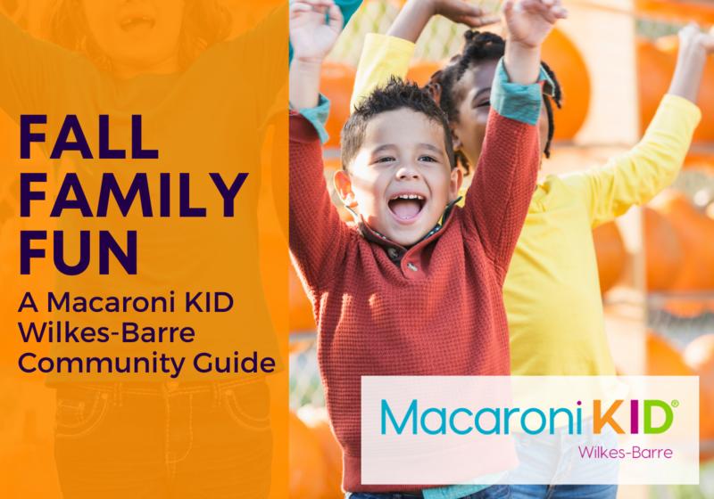 Fall Family Fun Guide