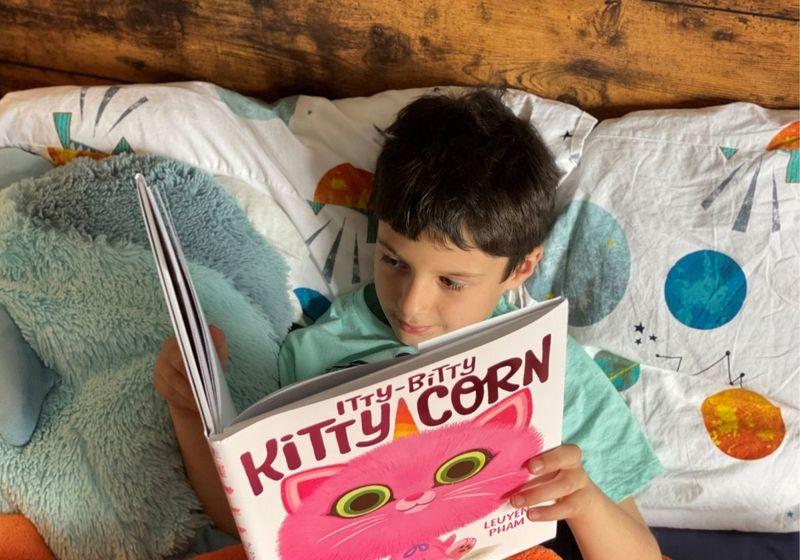 Itty-Bitty Kitty-Corn is on sale now