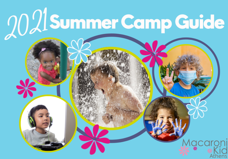 Summer Camps in Athens, GA