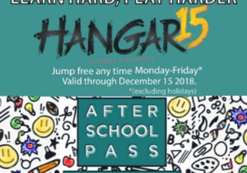 25 Hangar15 After School All Day P For Macaroni Kid Subscribers