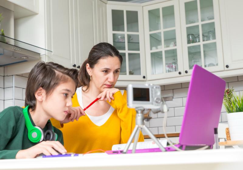 Middle School Homeschooling
