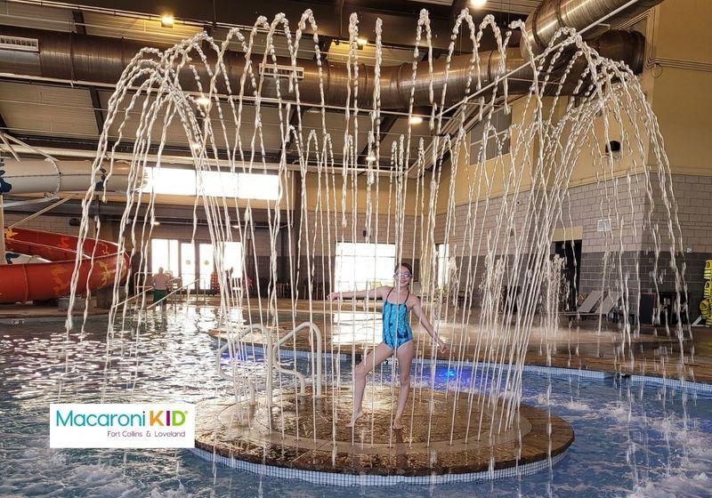 Arapahoe Springs Pool Gaylord Of The Rockies