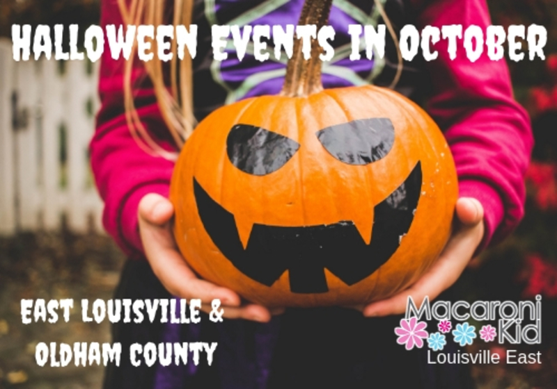 halloween events for families in east louisville this october