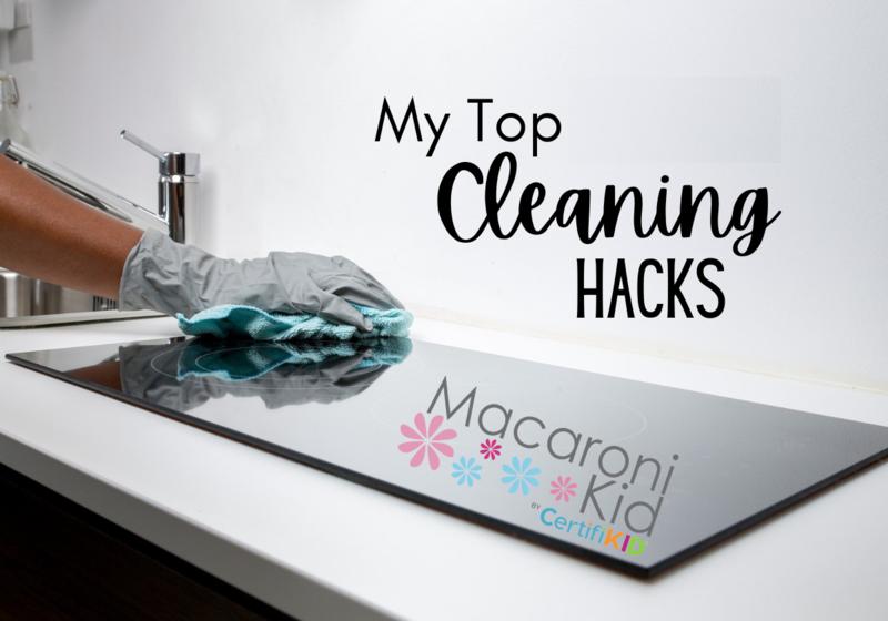 cleaning hacks we love