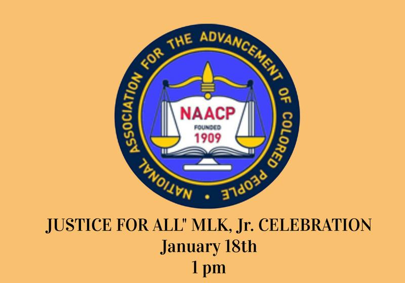 NAACP MLK EVENT