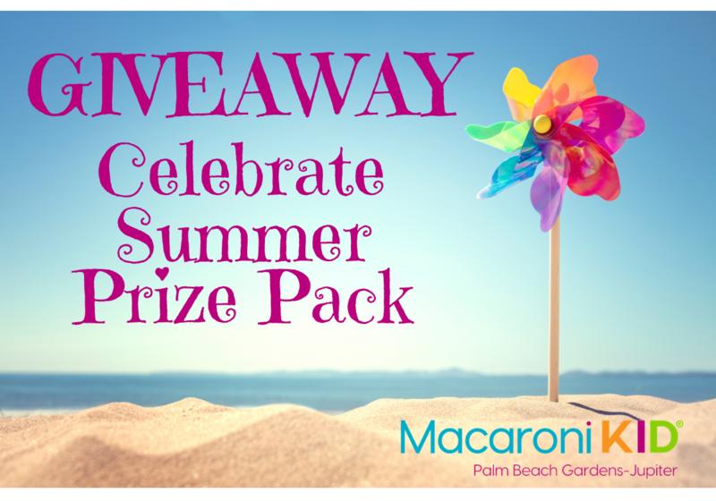 Celebrate Summer Prize Pack Giveaway