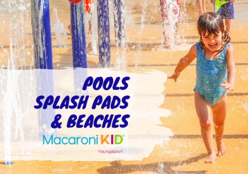 Pools Splash Pads and Beaches in Youngstown and Mahoning Valley