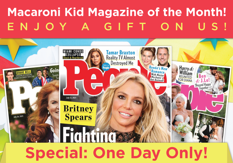 People Magazine Giveaway: One Day Only