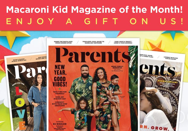 Macaroni Kid Magazine of the Month