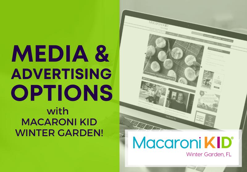 Advertising with Macaroni Kid