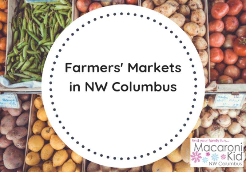 Farmers Markets In Northwest Columbus