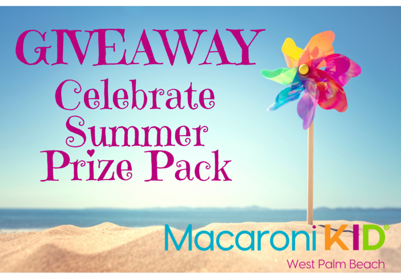 Celebrate Summer with Macaroni Kid West Palm Beach Giveaway