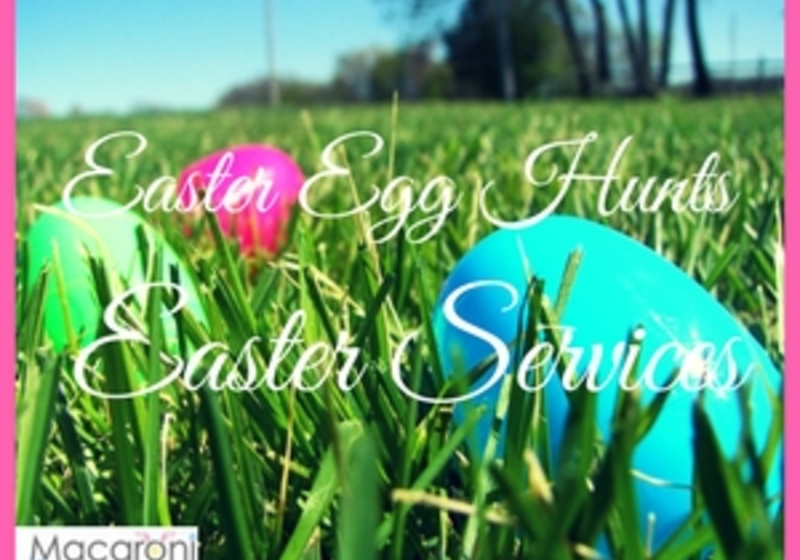 2019 Easter Egg Hunts Services Bunny Sightings