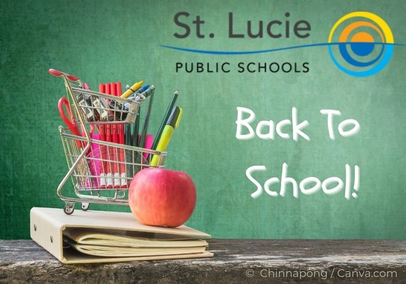 St. Lucie County Back To School
