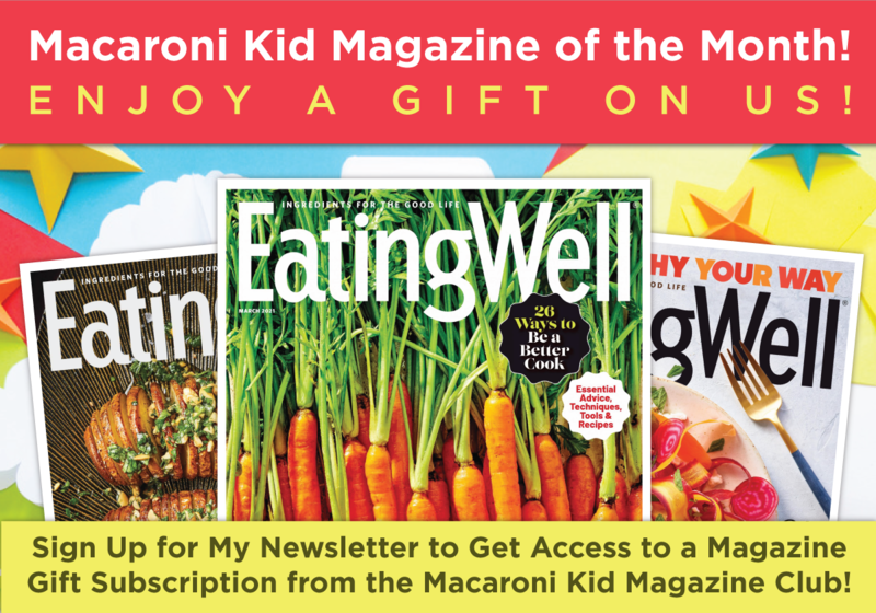Get 20 months of 'Eating Well' as our gift!