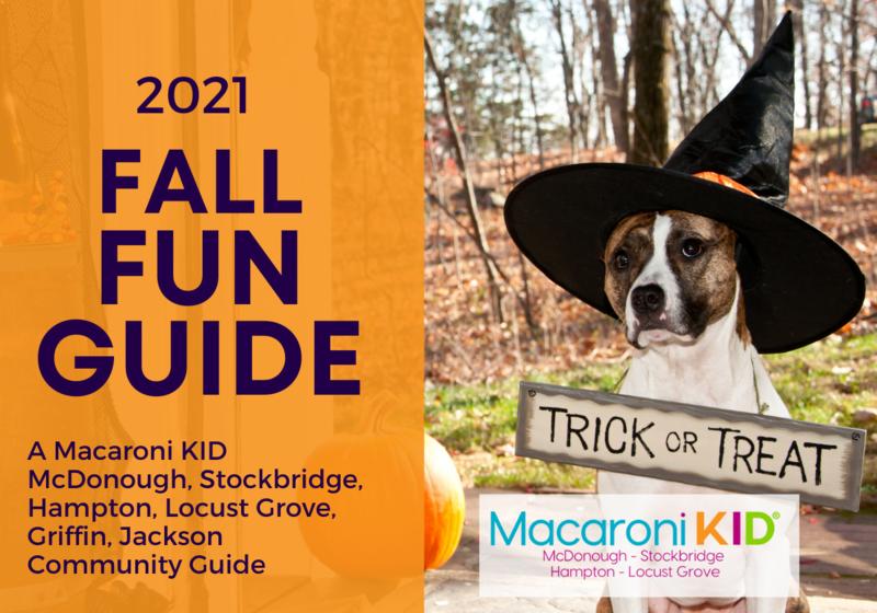 2021 Fall Fun Guide Cover Image