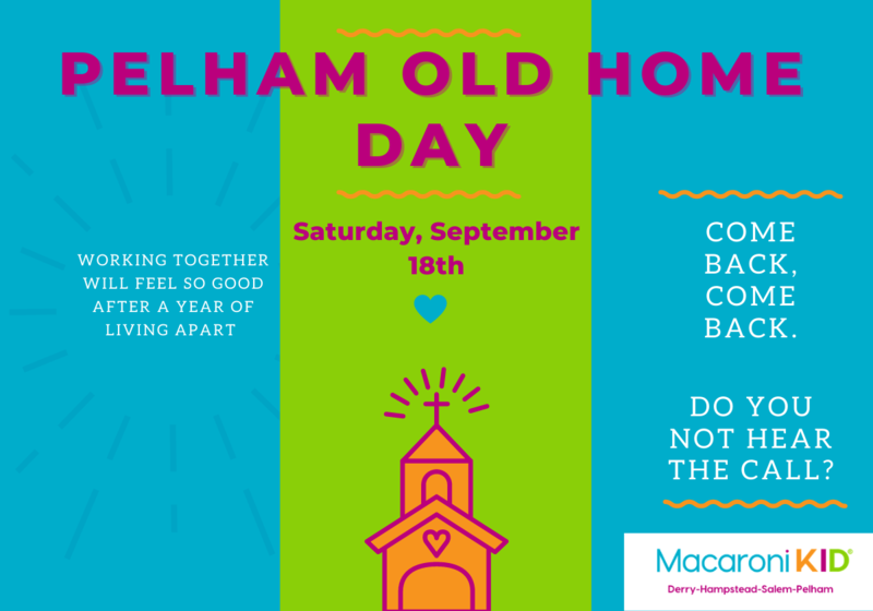 Pelham Old Home Day 2021