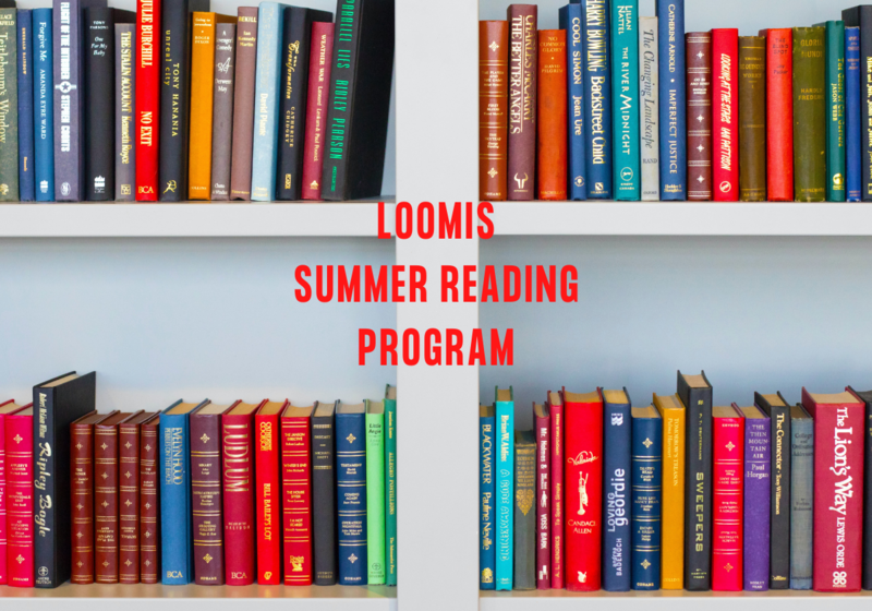 Loomis Summer Reading Program