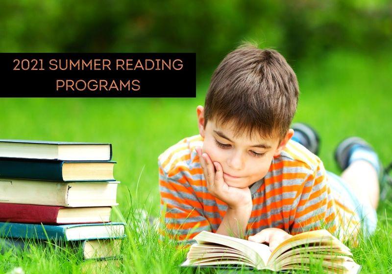2021 Summer Reading Programs