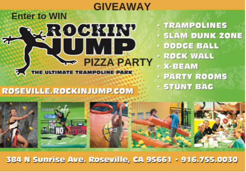 Win A Rockin Pizza Party At Jump