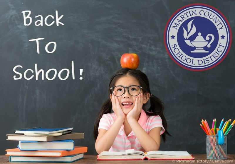 Martin County Back to School