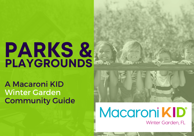 Community Guide to Parks and Playgrounds