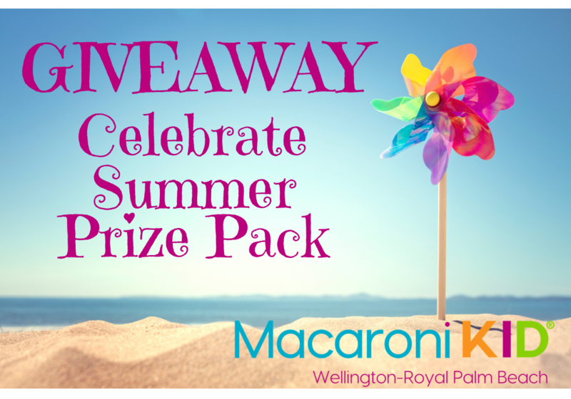 Win the Celebrate Summer Prize Pack